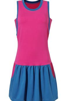 taff.one - DRESS.BOXING blue&pink