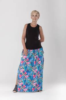 taff.one - DRESS.BOXING TROPICAL long