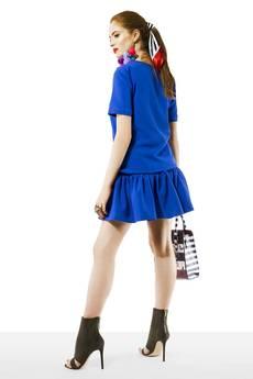 Kasia Miciak design - Komplet bluzka+spódnica