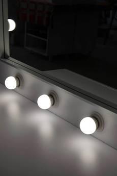 ZAP project - Lustro oświetlone do Makijażu LED ECO 60x80 cm (ROF-14)