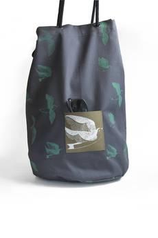 Dwie Lewe Ręce - torba / plecak JASKÓŁKI