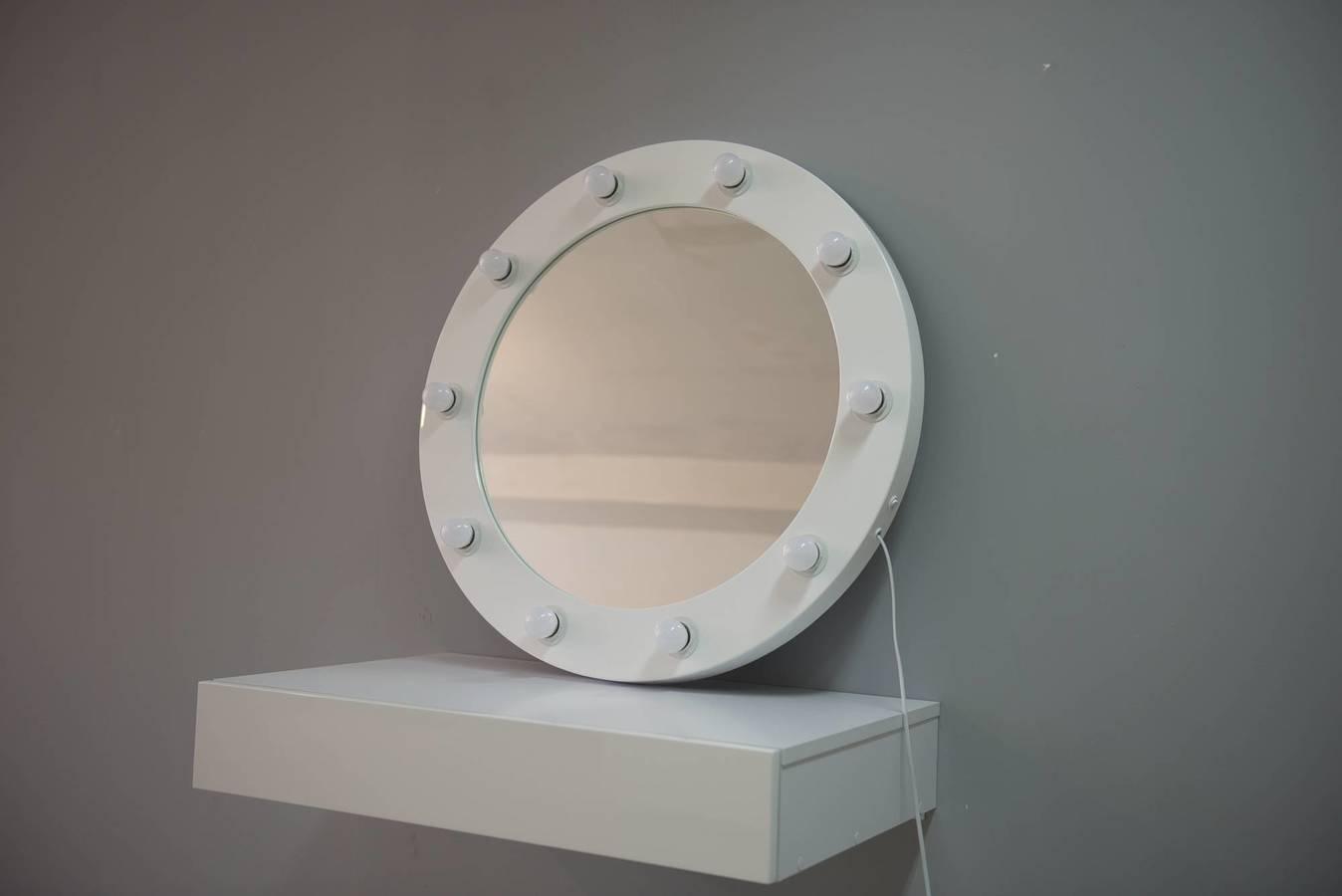 Lustro Oświetlone Do Makijażu Valentine 60cm Rof 10