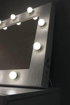 ZAP project - Lustro oświetlone do Makijażu LED ELITE 50x60 cm (ROF-10)