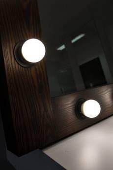 ZAP project - Lustro oświetlone do Makijażu LED ELITE 60x80 cm (ROF-14)