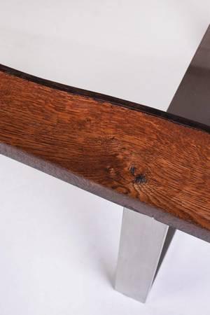Stolik kawowy WIMBI - stolik rzeka, niepowtarzalny