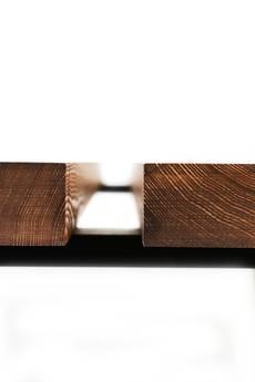 Mashoko Studio - Stół MOPENE - industrialny, minimalistyczny