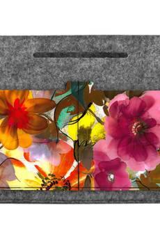 BERTONI - Organizer filcowy do torebki Garden