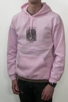MSZZ - Bluza Utopia Baby Pink Limited