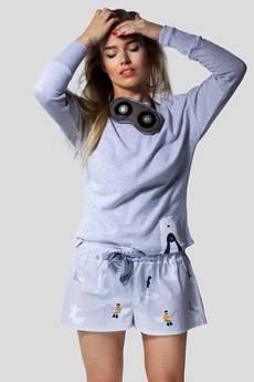 Meet The Llama - JOLLY Ice Ice Baby - Szorty od piżamy