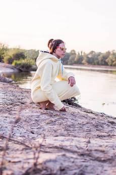 ZookiWear - Bluza Swell Yellow Panda