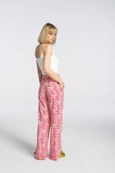 Zoee - Spodnie wiskozowe letnie Maj