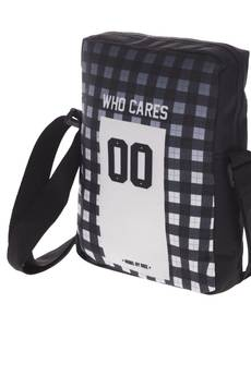 Who Cares - City Bag Chequered