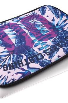 "Who Cares - Laptop Case 15"" Purple Zero"