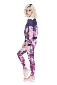 Who Cares - Leggings Tropical Triangle