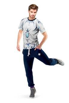 OKUAKU - Carabus T-shirt (Grey)