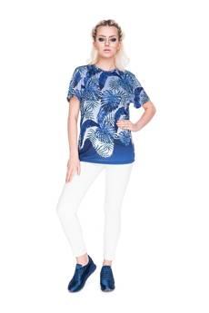 Who Cares - T-shirt Tropical Violet