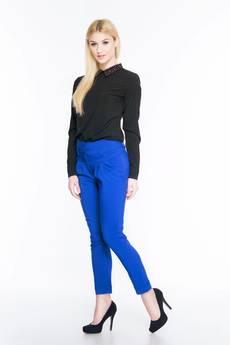 Soleil - Spodnie z podwyższonym stanem SL4006BL
