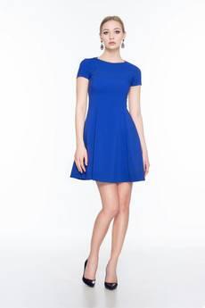 Soleil - Rozkloszowana sukienka mini SL2165BL