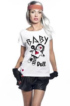 Koszulka baby doll
