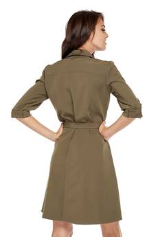 Ooh la la - Sukienka Military Chic