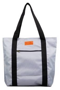 Militu - Duża torba szoperka 1 - grey