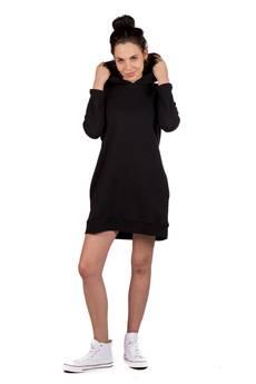 Slogan ubrania ekologiczne, etyczne i wegańskie - Riffy sukienka damska bawełna organiczna