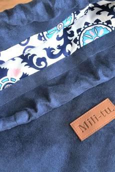 Militu - Plecak worek Mili Sac MS1 - navy blue