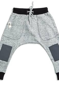 cudiKiDS - Szare spodnie BAGGY