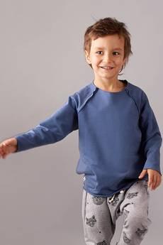 cudiKiDS - Niebieska bluza BASIC