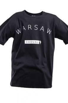 Nokaut Costume - T-Shirt Nokaut Warsaw czarny