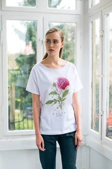 Dalia t shirt oversize