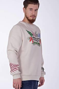 KingSize - Trust Beige Sweatshirt