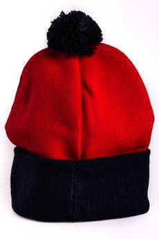 Nokaut Costume - Czapka zimowa czerwona NKT