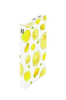Creattack - Powerbank Pattern – Lemon