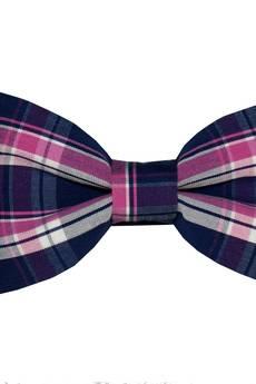 bowstyle - Mucha gotowa bowstyle Kolorowa kratka