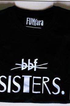 FUNfara - T-shirt BBF SISTERS