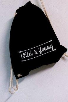 FUNfara - Plecak Worek WILD & YOUNG