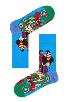 HAPPY SOCKS - Skarpetki Happy Socks X The Beatles XBEA10-2000
