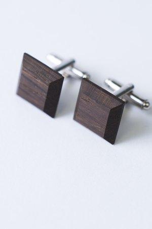 Drewniane spinki - 68368