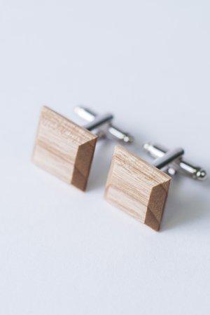 Drewniane spinki - 68372