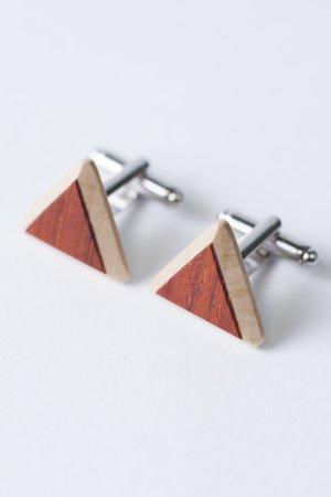 Drewniane spinki - 68375