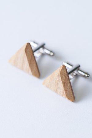 Drewniane spinki - 68376