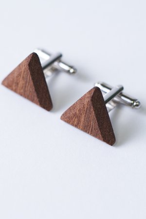 Drewniane spinki - 68377