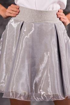 Fevey - Spódniczka Grey Organza