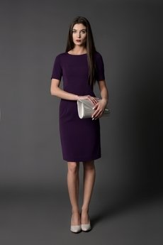 RAHRI - sukienka klasyczna ESTHER