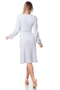 SILJE - Sukienka Grey