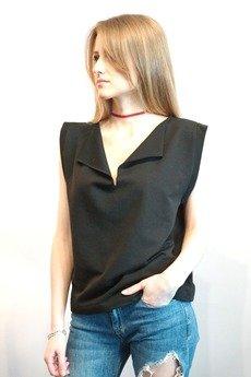 MIW Collection - T-shirt Bluzka z krótkim rękawem