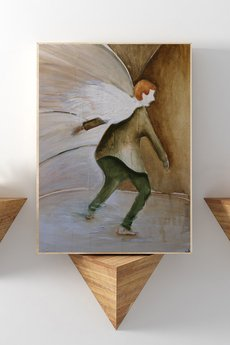 Parallel World - Anioł Niecnota... reprodukcja 20x30 cm.