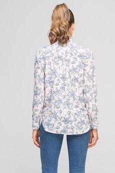 Lanti - Koszula ze stójką, K107