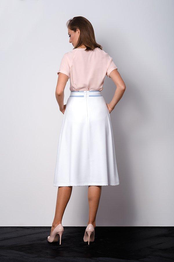 1a2e4467c5 Spódnice Wizytowe Spódnice Trapezowe Spódnice Rozkloszowane Spódnice  Eleganckie Spódnice Sportowe Spódnice z Kieszeniami